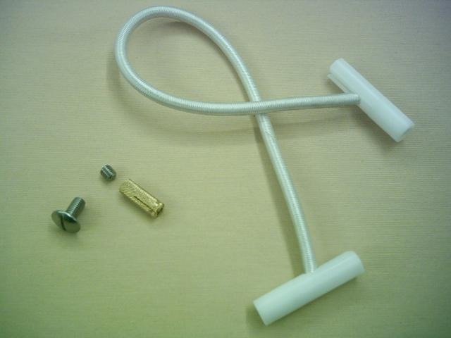 Cordon elastico fijacion piscinas bucles for Cuerdas para toldos