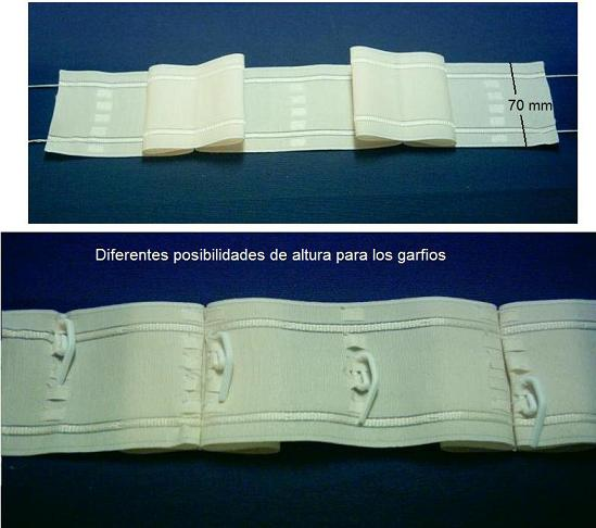 Cortinas De Baño Tabla Periodica:Cortina A Tablas Para Riel Pictures to pin on Pinterest
