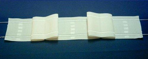 Cintas cortinas garfios acccesorios - Tipos de cintas para cortinas ...
